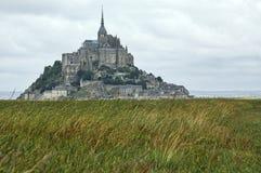 Le Mont-Saint-Michel (Normandy, France) Stock Images