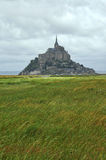 Le Mont-Saint-Michel (Normandy, France) Royalty Free Stock Image
