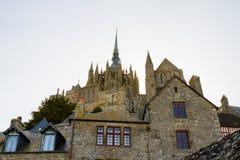Le Mont-Saint-Michel Royalty Free Stock Image