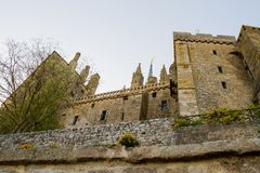 Le Mont-Saint-Michel Royalty Free Stock Images