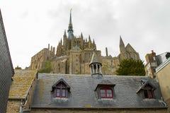 Le Mont-Saint-Michel Stock Images