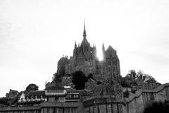Le Mont-Saint-Michel Royalty Free Stock Photo