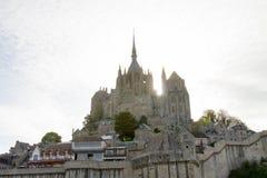 Le Mont-Saint-Michel Stock Image