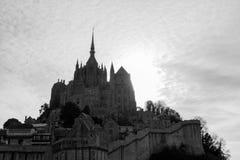 Le Mont-Saint-Michel Stock Photo