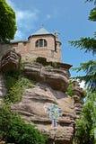 Le Mont sainte-Odile Royalty Free Stock Images