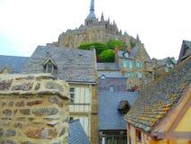 Le Mont-San-Michel Immagine Stock Libera da Diritti