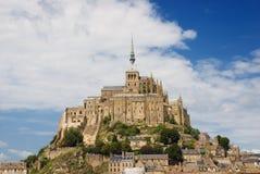 Le Mont St. Michel 2 Lizenzfreies Stockfoto