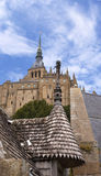 Le Mont St. Michel 2 Fotos de Stock Royalty Free
