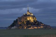 Le Mont St Michel Fotografia Stock Libera da Diritti