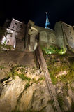 Le Mont St Michel in Normandie, France Stock Photo