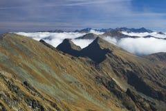 Le montagne Fotografia Stock Libera da Diritti