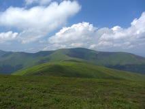 Le montagne Immagine Stock