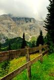 Le montagne della dolomia Immagine Stock Libera da Diritti