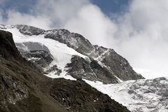 Le montagne della Svizzera Fotografia Stock Libera da Diritti