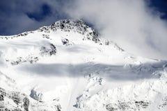 Le montagne di Altai, picco di Belukha Immagini Stock Libere da Diritti