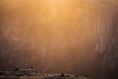 Le montagne di Kjerag, Norvegia Fotografia Stock