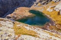 Le montagne di Tatra Fotografia Stock Libera da Diritti