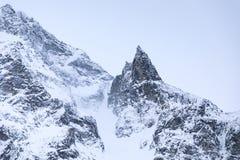 Le montagne di Tatras immagini stock libere da diritti