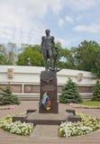 Le monument à amiral Sinyavin sébastopol Images libres de droits