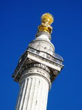 Le monument Image libre de droits