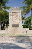 Le monument d'ouragan Photos libres de droits