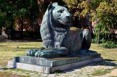 Le monument d'un guerrier inconnu image libre de droits