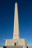 Le monument de champ de bataille de San Jacinto à Houston Image libre de droits
