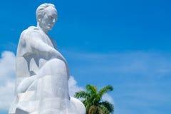 Le monument de Jose Marti à la place de révolution à La Havane Photo stock