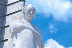 Le monument de Jose Marti à la place de révolution à La Havane Photos libres de droits