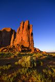 Le monument de la nature Photo stock