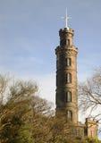 Le monument du Nelson Photo stock