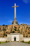 Vallée de la tomber, Espagne Images stock