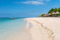 Le Morne Пляж, Маврикий Стоковое Изображение