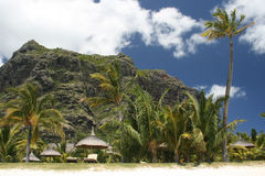 Le Morne Royalty Free Stock Image