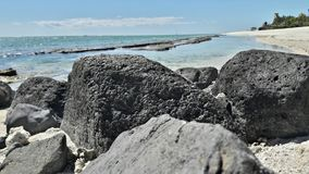 Le morne beach Paradis hotel. Le morne Mauritius Stock Photos