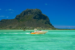 Le Morne Brabant Stock Photography