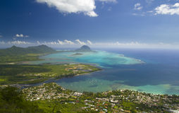 Le Morne Brabant Royalty Free Stock Images