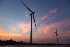 Le moulin à vent Photo stock