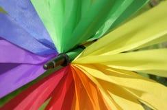 Le moulin à vent des enfants Photos libres de droits
