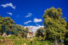 Le moulin de sans Souci Potsdam Allemagne Image libre de droits