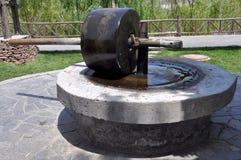 Moulin à eau Photographie stock