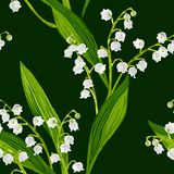 Le muguet illustration libre de droits