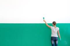 Le mur Images libres de droits