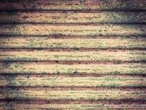 Le mur barre la texture Photos libres de droits