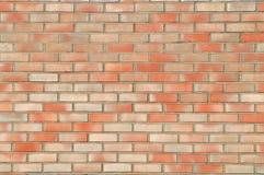 Le mur de brique Images libres de droits