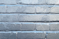 Le mur de briques photo libre de droits