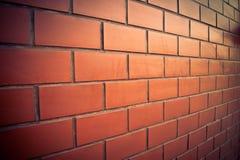 Mur de briques de style de cru photo stock