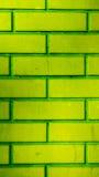 Le mur de briques sans couture de ton de style de vintage de conception a détaillé le fond texturisé par modèle Photos libres de droits