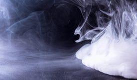 Le mur de la fumée Photographie stock libre de droits