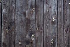 Le mur de la maison en bois Image stock